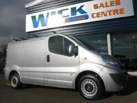 2013 Vauxhall VIVARO 2900 CDTI SPORTIVE SWB VAN *LOW MILES* Manual Medium Van
