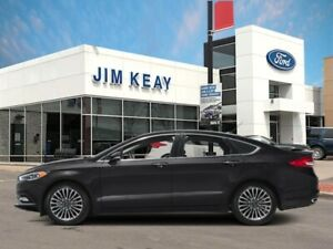 2018 Ford Fusion Platinum  - Cooled Seats -  Heated Seats - $146