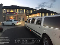 Luxury Limousine Services for ALL EVENTS - Divine Limo