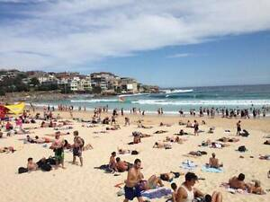 BONDI FURNISHED SUPER STUDIO/POOL/BALCONY/SUIT COUPLE/BEACHES Bondi Eastern Suburbs Preview