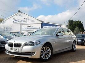 2011 11 BMW 5 Series 2.0 520d SE Touring 5dr - RAC DEALER