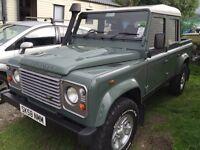 Land Rover defender 110 dcpu tdci 2008