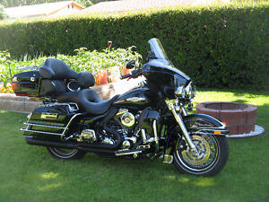2008 H.D Peace officer special edition ultra classic