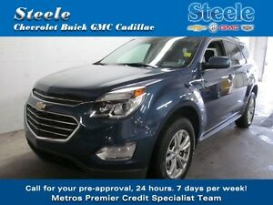 2016 Chevrolet EQUINOX 2LT Sunrroof & Alloys