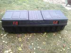 Truck tool box for sale.