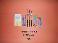 iPhone.... Tools - Pentalobe - Screw Tray - Screws - SIM Adapter
