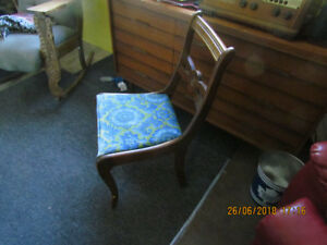 Restored Older chair