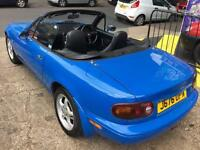 MAZDA MX-5 1.6 [1992 >NEW REDUCED PRICE £1475< POSSIBLE CLASSIC CAR? DRIVES GOOD