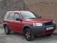 LANDROVER FREELANDER 1.8i***ONLY 55K MILES + PART EXCHANGE WELCOME***