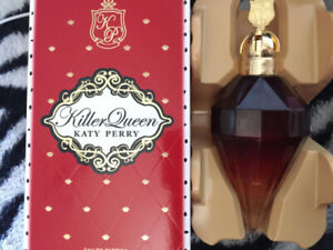 killer queen katy perry perfume new in box