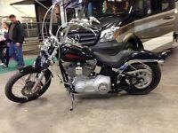 2006 Harley Davidson Softtail with many upgrades