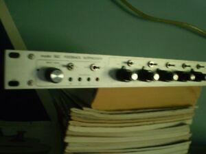 rackmount freedback suppressor/peavey autograph