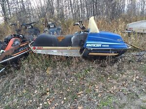 1981 Yamaha 340 enticer deluxe (parts)