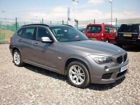 BMW X1 2.0 DXDRIVE18D M SPORT (FREE FUEL + 6 MONTHS PARTS & LABOUR WARRANTY)