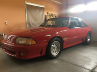 1988 Mustang GT-Excellent Condition