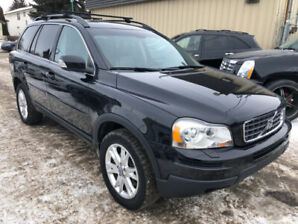 2008 Volvo XC90 AWD SUV - Leather, sunroof, parking sensors