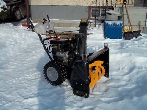 "MTD Gold 30""snowblower"