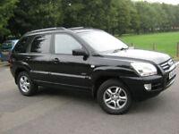 2006 56 REG Kia Sportage 2.0CRDi XS 4WD