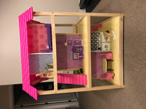 Dollhouse for sale.  Like new condition! Sold PPU