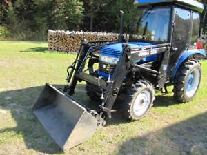 tracteur compact jinma 284