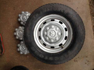 17 inch dodge ram winter wheels