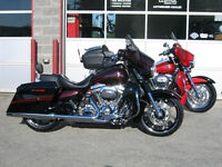 2011 H-D CVO Screamin' Eagle Street Glide *ONLY 4,700kms!!!*