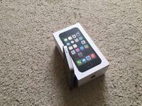 Apple iPhone 5s space Grey 16GB (unlocked)