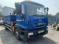 IVECO EUROCARGO 5.9 150E22K TIPPER 217 BHP DIESEL *FROM £343 PER MONTH*