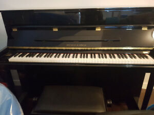 Upright Piano - Hoffmann and Kuhne (Coquitlam)