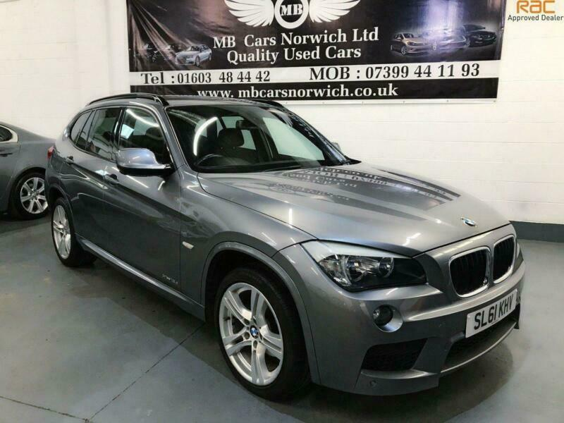 BMW X1 xDrive 18d Start-Stop xDrive M Sport Grey Manual Diesel, 2011 | in  Norwich, Norfolk | Gumtree