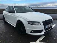 Audi A4 Tdi Black Edition Saloon 2.0 Manual Diesel