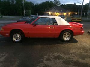 Mustang summer edition 1992