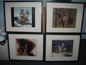 BEVERELY DOOLITTLE  PRINTS OF INDIANS 4 TO CHOOSE