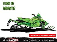 2016 Arctic Cat ZR 9000 LIMITED (137) 4000$ DE RABAIS
