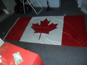 Canadian and other flags Kitchener / Waterloo Kitchener Area image 2