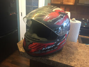 Motorcycle stuff - Helmets / bike luggage / boots