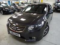 Honda Accord I-DTEC ES GT + SERV HIST + NAV + BT + 1/2 LEATHER