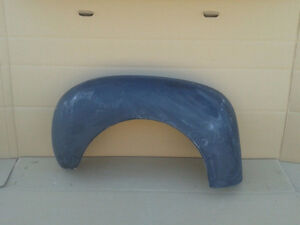 Front or rear fenders for a 1941-47 Studebaker pickup truck