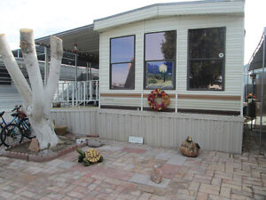 Remodelled Park Model in Yuma,Az....PRICE REDUCED