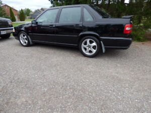 1998 Volvo S70 Leather and Suede Other