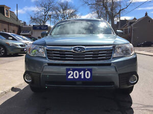 2010 Subaru Forester X Touring Wagon ***LOW KMS***ONE OWNER***