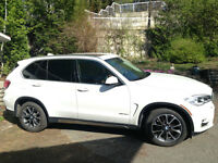LEASE TRANSFER - 2014 BMW X5 xDrive35d DIESEL SUV