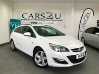 2014 14 Vauxhall Astra 2.0CDTi 16v ( 165ps )SRi Estate *FINANCE AVALIBLE*