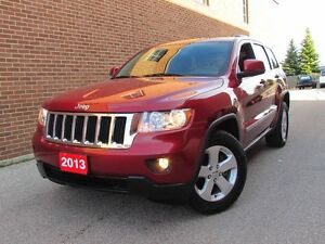 2013 Jeep Grand Cherokee Laredo,LOW KMs,4X4