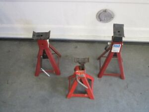 Jack Stands - 2 ton