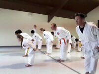 Youth & Family KARATE Classes! Start NOW!