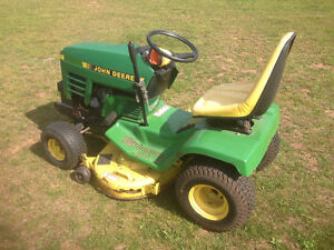 John Deere 170 Lawnmower for parts
