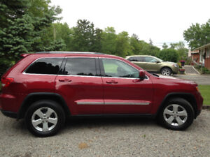 2012 Jeep Grand Cherokee Laredo , 62000 KM