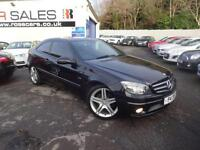 2010 P MERCEDES-BENZ CLC CLASS 1.6 CLC 160 BLUEEFFICIENCY SPORT 3D 129 BHP