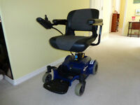 GO-CHAIR mobility power chair